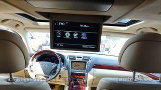 Lexus LS 460 President 4.6 280kW