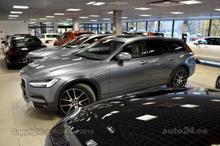 Volvo V90 Cross Country AWD B&W LUX INSCRIPTION PRO INTE 2.0 D4 MY2019 WINTER PRO 140kW