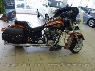 Indian Chief DELUXE 1.6 63kW