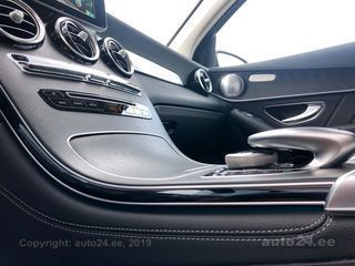 Mercedes-Benz GLC 220 Coupe Burm AMG Night Designo 2.2 R4 125kW