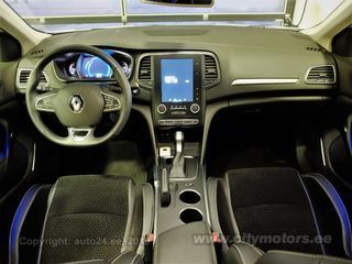 Renault Megane Grand Coupe Intens TCe 1.2 TCe 97kW