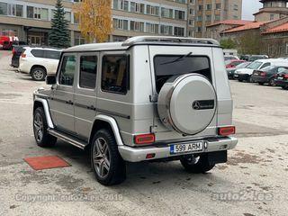 Mercedes-Benz G 270 2.7 CDI 115kW