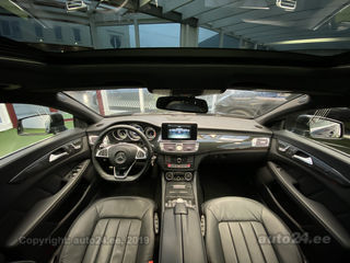 Mercedes-Benz CLS 350 AMG Style 4MATIC 3.0 190kW