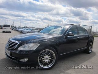 Mercedes-Benz S 320 Airmatic Long 3.0 CDI 173kW
