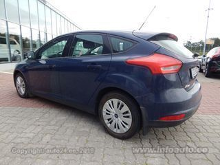 Ford Focus 1.0 EcoBoost 74kW
