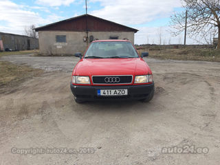Audi 80 SuperLUX 2.0 R4 85kW