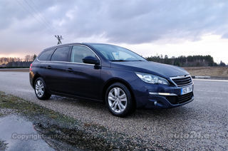 Peugeot 308 SW Blue Lease Executive 1.6 Blue HDI 88kW