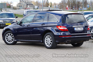 Mercedes-Benz R 350 4-Matic 3.0 V6 CDI 195kW