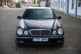 Mercedes-Benz E 320 3.2 145kW