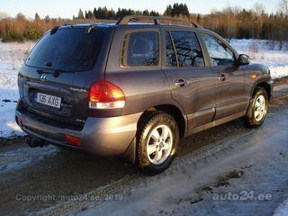 Hyundai Santa Fe 2.7 V6 127kW