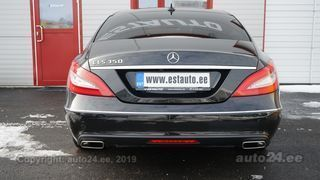Mercedes-Benz CLS 350 BLUEEFFICIENCY 7G-TRONIC 3.5 CGI 225kW