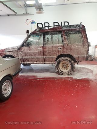 Land Rover Discovery 2.5 83kW