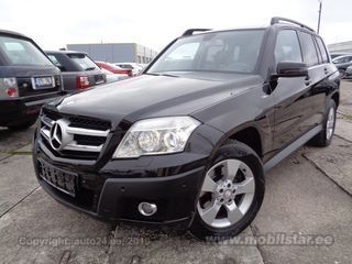 Mercedes-Benz GLK 220 4-Matic 2.2 CDI 125kW