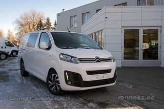 Citroen Jumpy CLUB L3 122 BLUEHDI 2+3 2.0 90kW