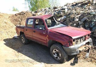 Toyota Hilux 2.4 66kW
