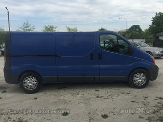 Renault Trafic Long 1.9 dci 74kW