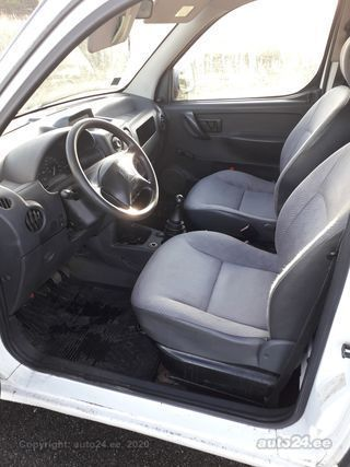 Citroen Berlingo 1.9 51kW