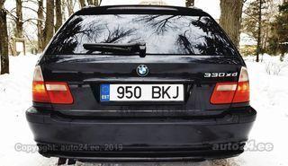 BMW 330 xd 2.9 R6 135kW