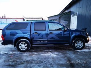 Isuzu D-Max Intercooler Turbo 3.0 120kW