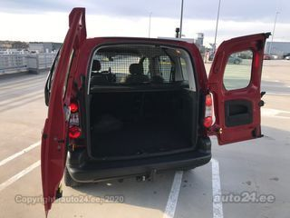 Citroen Berlingo N1 1.6 TDI 55kW