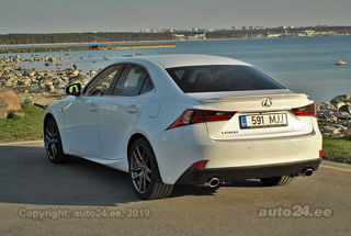 Lexus IS 250 F Sport 2.5 V6 153kW
