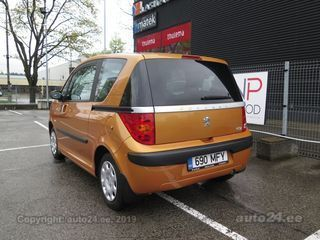 Peugeot 1007 Elektrilised liuguksed 1.4 54kW