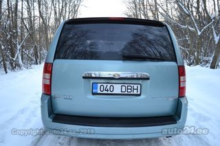 Chrysler Grand Voyager TOURING STOW N GO 2.8 CRD 120kW