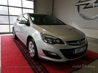 Opel Astra 5D Selection 1.4 74kW