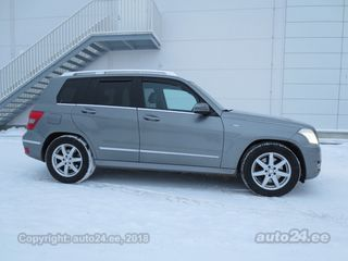 Mercedes-Benz GLK 250 BlueEfficiency 2.2 CDI 150kW