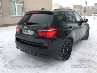BMW X3 iA EXECUTIVE X-DRIVE 3.0 225kW