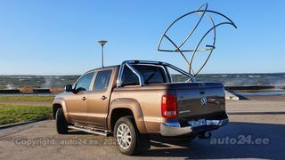 Volkswagen Amarok HIGHLINE 4motion 2.0 132kW