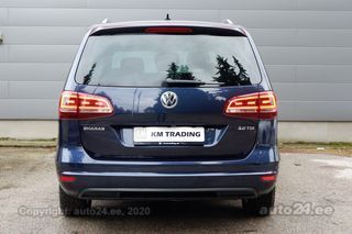 Volkswagen Sharan Highline MY.2017 2.0 TDI 110kW