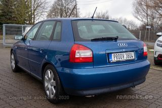 Audi A3 Attraction 1.8 92kW