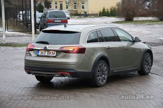 Opel Insignia COUNTRY TOURER BUSINESS 4X4 2.0 CDTI 143kW