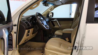 Toyota Land Cruiser Executive Technology Plus 2.8 D-4D 130kW