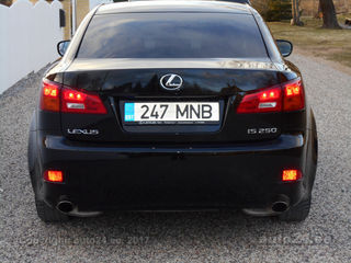 Lexus IS 250 XE2A 2.5 153kW