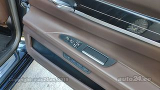 BMW 750 Long xDrive INDIVIDUAL 3xTV Facelift 2013 4.4 330kW