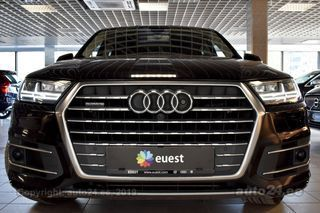 Audi Q7 QUATTRO S-LINE DRIVER ASSIST SAFETY 7K FULL 3.0 V6 MY2016 200kW