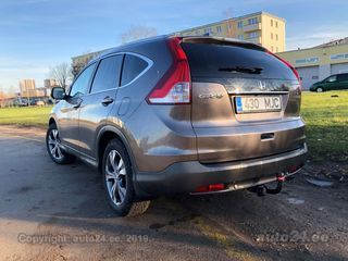 Honda CR-V Executive NAVI 2.0 114kW