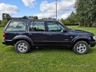 Ford Explorer XL 4.0 150kW