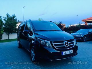 Mercedes-Benz V 220 D LONG 2X EL-DOORS 2.1 R4 120kW