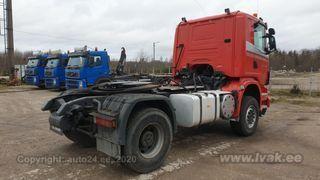 Scania G420 4X4 R6