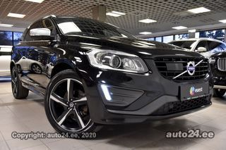 Volvo XC60 AWD D5 R-DESIGN INTELLI SAFE PRO MY2016 2.4 WINTER PRO 162kW
