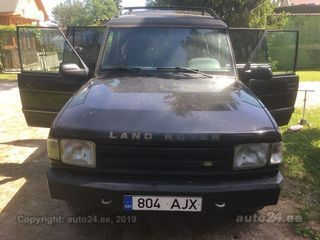 Land Rover Discovery 2.5 90kW