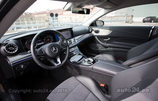 Mercedes-Benz E 200 Widescreen R4 2.0 135kW