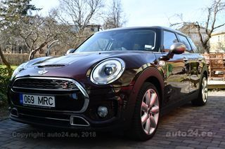 MINI Clubman Cooper SD All4 2.0 140kW