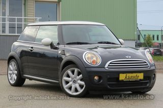 MINI Cooper D Facelift 1.6 TDI 80kW