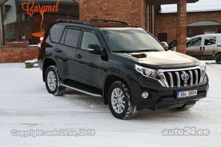 Toyota Land Cruiser N1 150 Executive 2.8 130kW