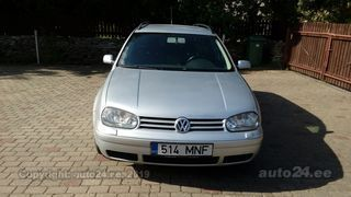 Volkswagen Golf Variant Atlantic 1.6 75kW