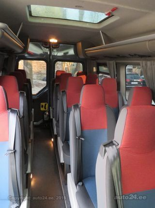 Renault Master Buss line FWD Business 3,8T L3H2 2.3 cdi 100kW